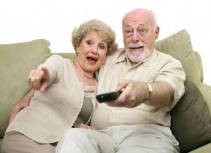 Senioren Universalfernbedienung
